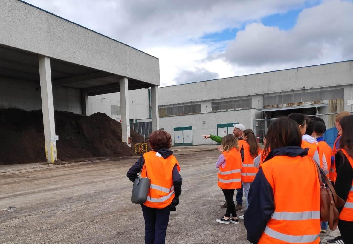 Educazione ambientale con Aciam nelle scuole della Marsica