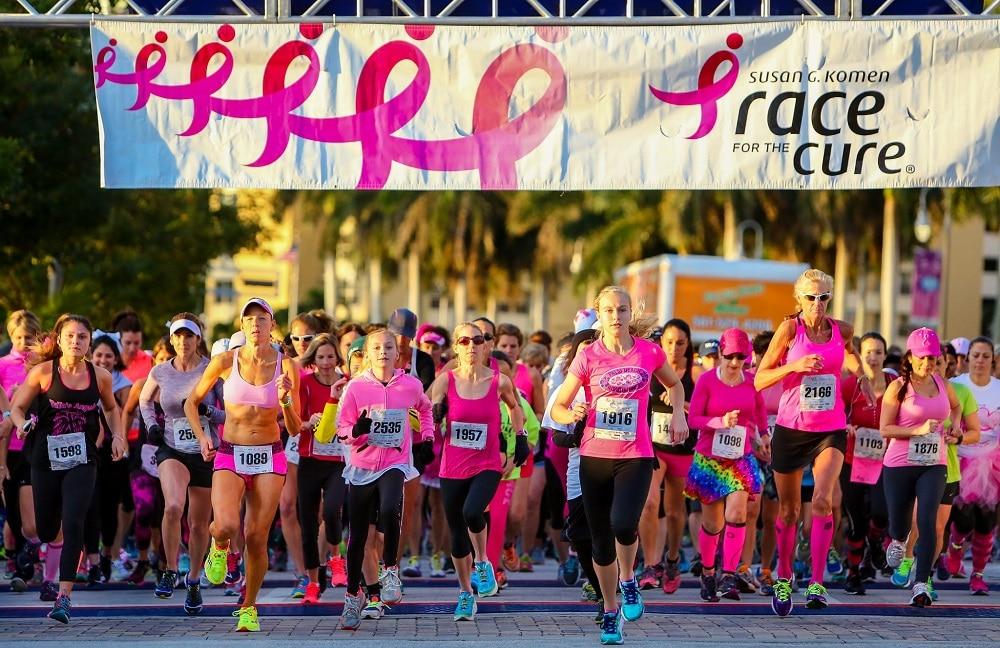 Race for the Cure, la corsa più rosa d'Italia arriva in Abruzzo, tre giorni di salute, sport e solidarietà