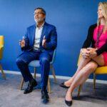 Inaugurata la nuova sede della Micron con il Presidente e CEO Sanjay Mehrotra