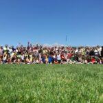 Mini torneo al Campo da Rugby di Avezzano, sport e tanta allegria