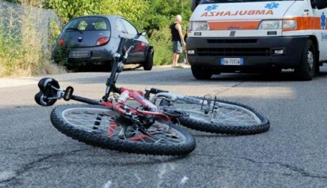 Cade dalla bicicletta e perde i sensi, 17enne in codice rosso dall'ospedale di Avezzano a L'aquila
