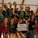 Grandi soddisfazioni per le ginnaste della Nuova Virtus Donatelli al Campionato Nazionale di Ginnastica Artistica Silver
