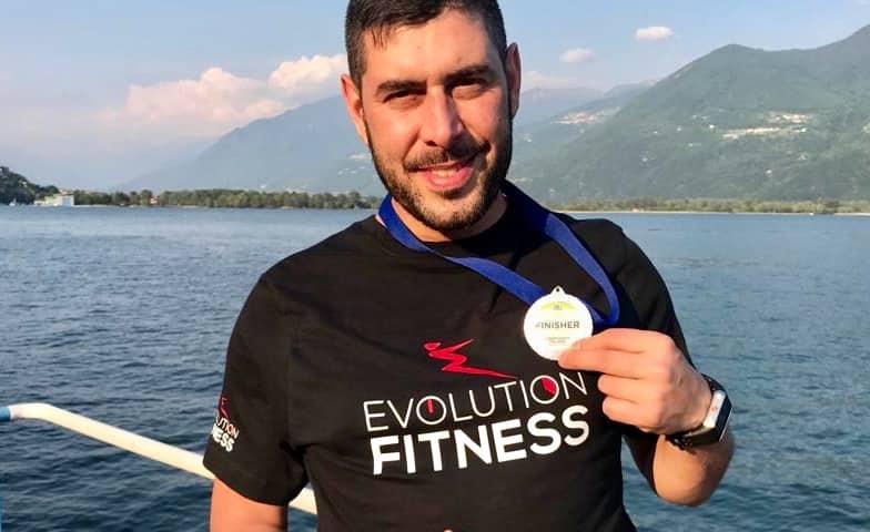 Un marsicano al Campionato Italiano di Triathlon Medio