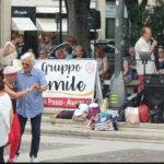 Pomeriggio di musica e danze ieri in Piazza Risorgimento ad Avezzano