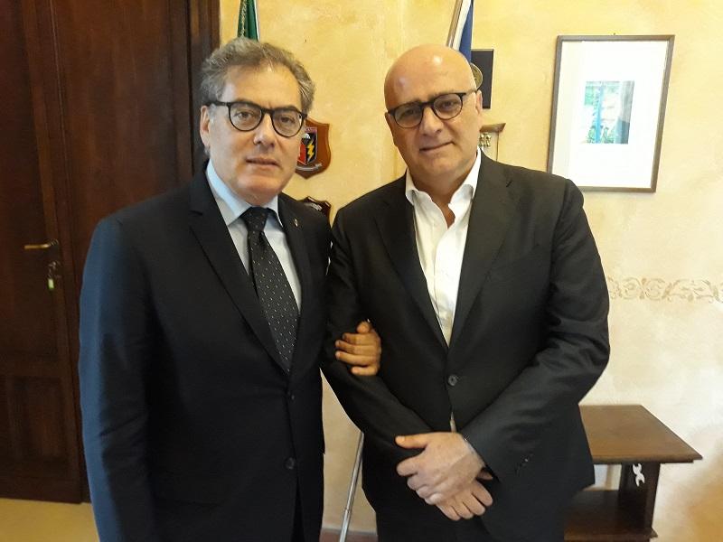 """De Angelis alla """"corte"""" di Passerotti, obiettivo approvazione del bilancio consuntivo più alcune variazioni"""