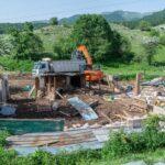 Al via la campagna abbattimenti abusi edilizi nel Parco nazionale d'Abruzzo, Lazio e Molise