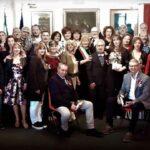 La classe '69 di Luco dei Marsi festeggia il traguardo dei primi cinquant'anni