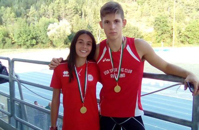 Atletica: i giovanissimi atleti marsicani Franchi e Buongiovanni alle finali Nazionali di Agropoli