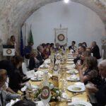 L'Accademia Italiana della Cucina al Castello Piccolomini di Ortucchio