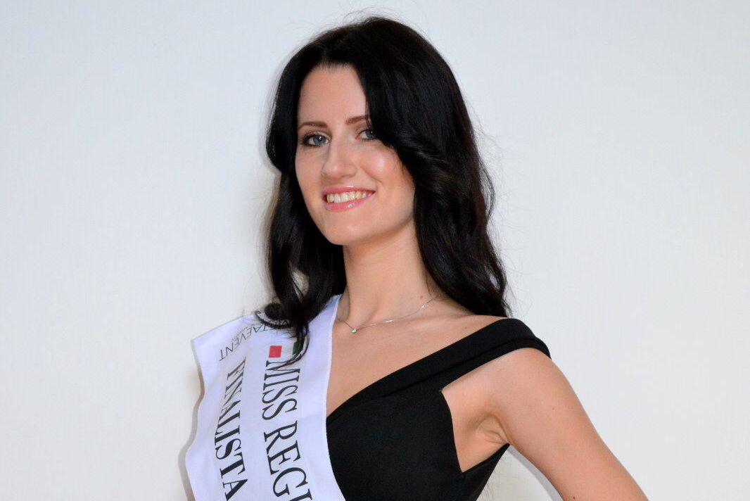 """Jessica Ruscitti di Avezzano vince il concorso nazionale """"Miss Reginetta D'Italia"""""""