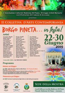 Borgo Pineta in festa per celebrare Santa Maria Goretti
