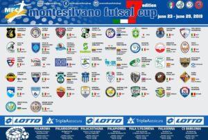 Molti avezzanesi al Torneo Internazionale di Futsal