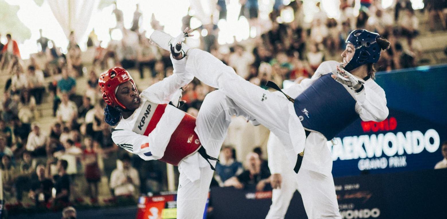 Taekwondo, la marsicana Natalia D'Angelo al prestigioso GranPrix di Roma insieme alle 32 atlete più forti al mondo