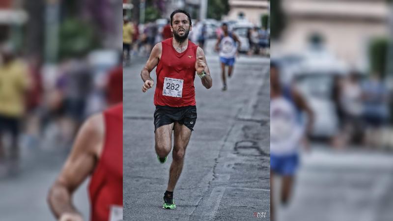 Italo Giancaterina conquista il podio nei 5000m a Belfast facendo registrare il suo nuovo Personal Best