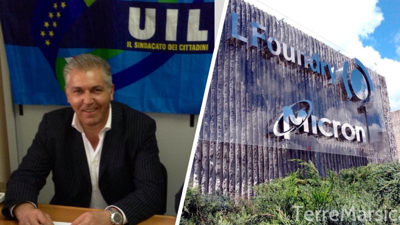 """LFoundry: nuovi investitori; Paliani (Uilm): """"Notizia positiva. Seguiremo passo passo tutta l'operazione"""""""