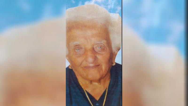 E' morta Maria, la nonnina di 103 di Lecce nei Marsi