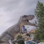 Il re dei dinosauri è in città. Completati il T-Rex e il triceratopo!