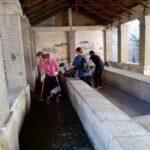 San Pelino ripulita da tanti cittadini volenterosi che ieri mattina hanno partecipato alla giornata ecologica