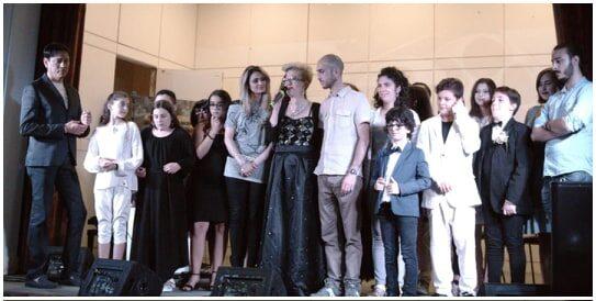 Grande successo per l'annuale saggio spettacolo di Musicomania Avezzano