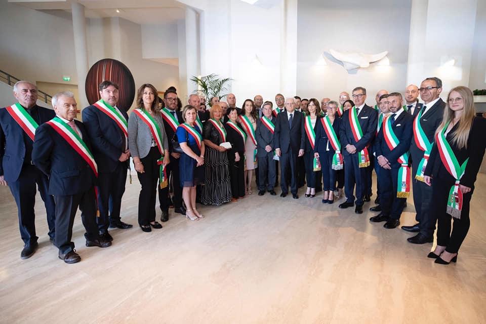 La visita di Mattarella nella Marsica, i commenti del mondo politico