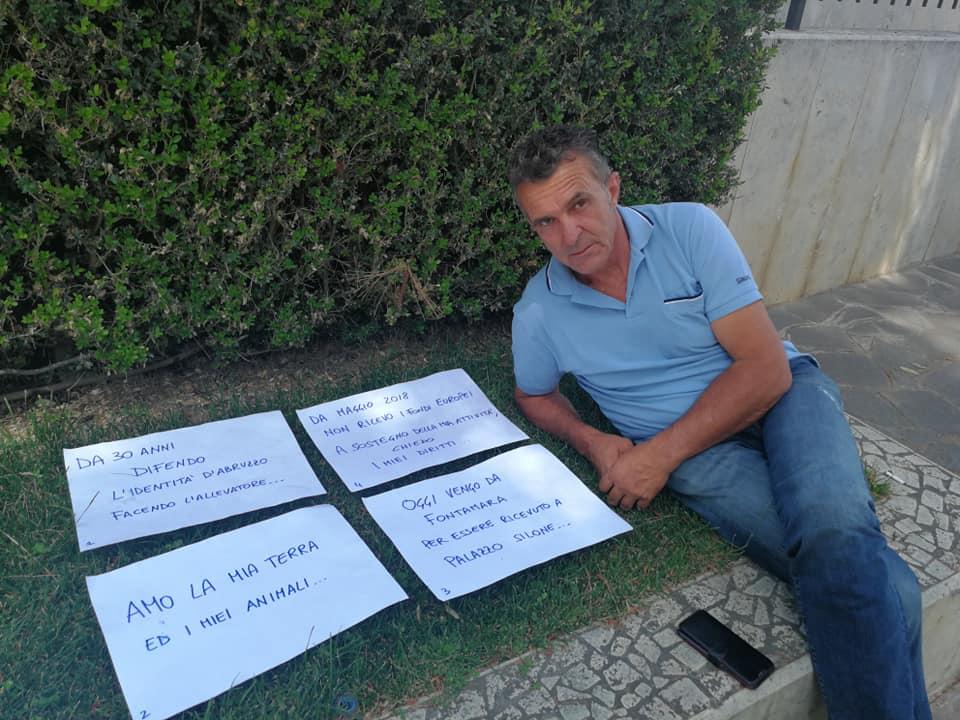 Ritardi nell'erogazione dei fondi, vice sindaco di Pescina inizia lo sciopero della fame