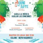 I suoni dell'Arte, i luoghi dell'arte e la cultura musicale in scena a Celano