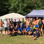 I Briganti Triathlon primeggiano sul lago di Scanno per XTerra