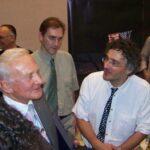 Buzz Aldrin, quando la Luna ha raggiunto la Marsica del Cielo Di Argoli
