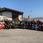 """Gruppo volontari di Magliano festeggia il decennale, Roberto Santangelo """"Colpito dall'entusiasmo e dall'impegno di questi ragazzi"""""""