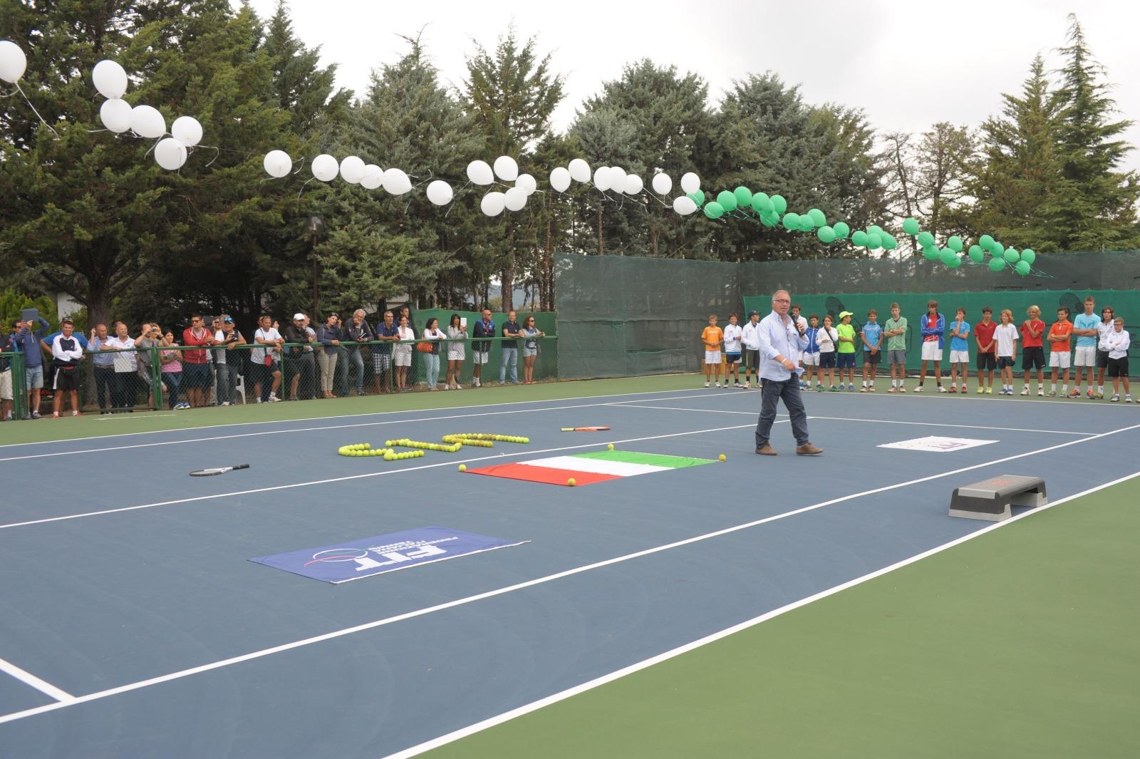 Ad agosto i Campionati Italiani Juniores sui campi della Tennis Team Avezzano
