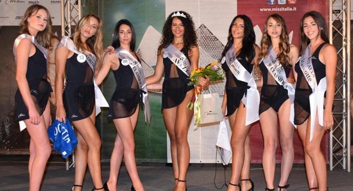 Arriva Miss Italia, bellezza e sogni in passerella a Luco dei Marsi