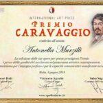 Premio Caravaggio alla pittrice marsicana Antonella Murzilli