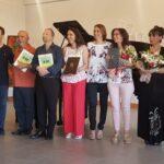 """I vincitori del Concorso internazionale di Pianoforte """"Pietro Iadeluca"""""""