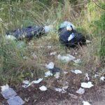 """Avezzano, """"un chilometro"""" di rifiuti abbandonati"""