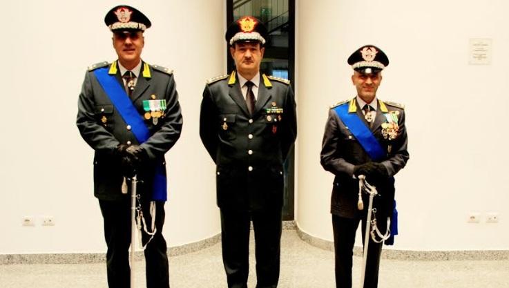 Generale di Brigata Gianluigi D'Alfonso è il nuovo Comandante Regionale Abruzzo
