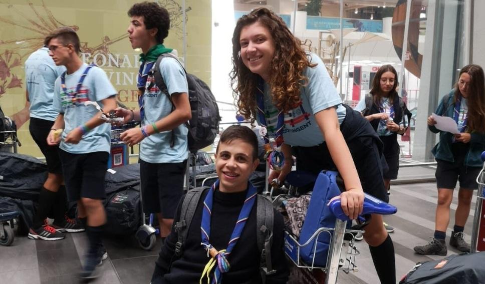 Jamboree 2019, due giovani avezzanesi al raduno mondiale scout negli Stati Uniti