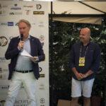 Due giovani promesse del motorismo storico, Mattia Salvi (driver) e Jacopo Ceccatelli (Navigatore) vincono la settima edizione del Circuito di Avezzano su fiat 1100 sport barchetta del 1948.