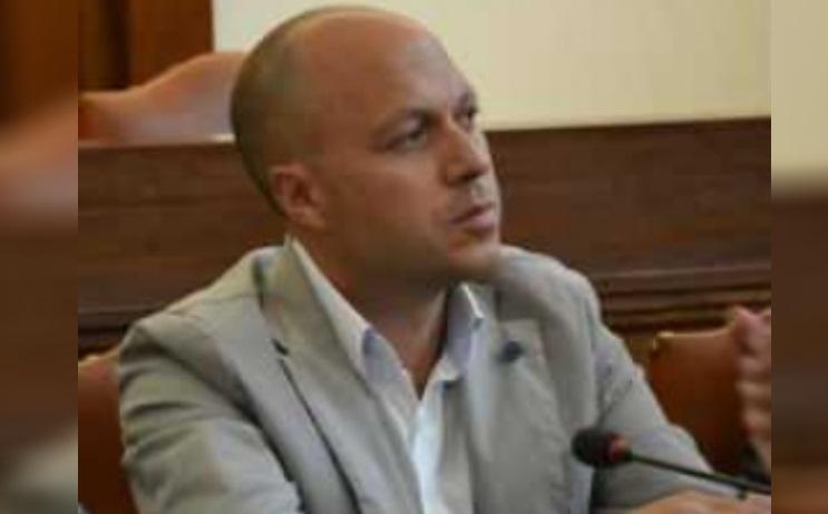 Vincenzo Calvisi è il nuovo Vice Presidente della Provincia dell'Aquila