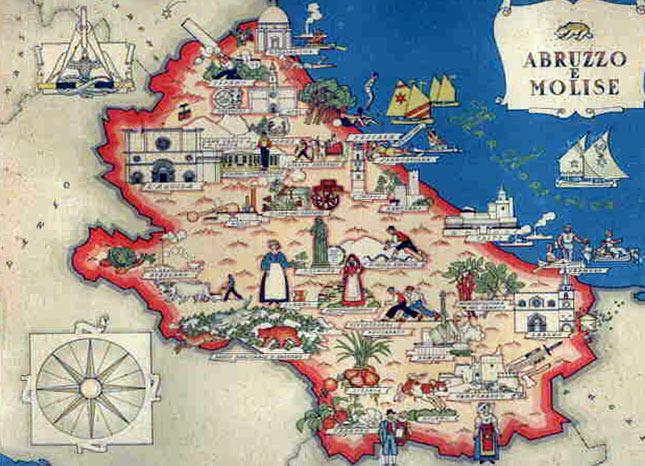 Abruzzo o Abruzzi?
