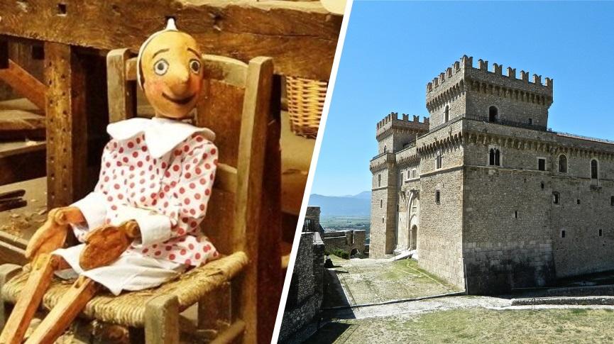 """La mostra """"Plaisirs et jeux, giocattoli dall'antichità"""" arriva al Castello Piccolomini"""