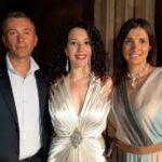 """Grande successo al recital """"Fra...intendimenti d'amore"""" con l'attore Edoardo Siravo e il Mars Ensemble Trio"""