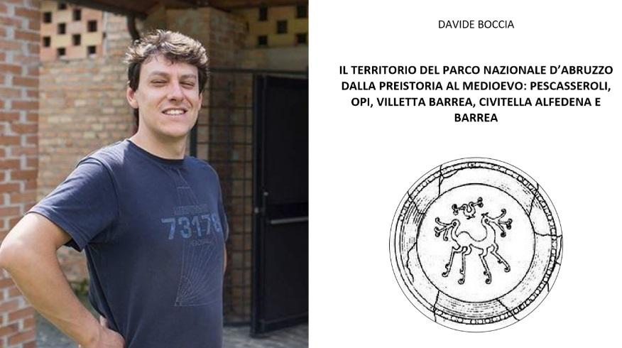 Il territorio del Parco Nazionale d'Abruzzo dalla preistoria al Medioevo di Davide Boccia