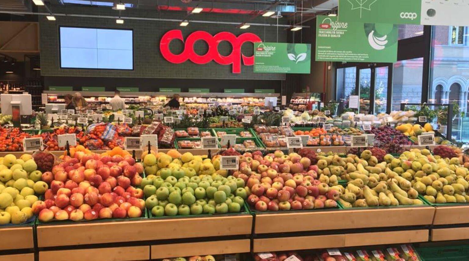 Coop, al via la campagna per il reddito di cittadinanza