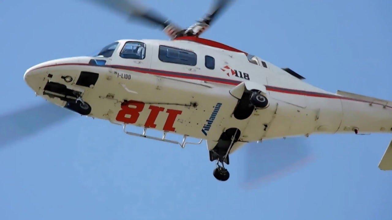 Si taglia le vene mentre disossa un prosciutto, trasportato in elicottero a Pescara