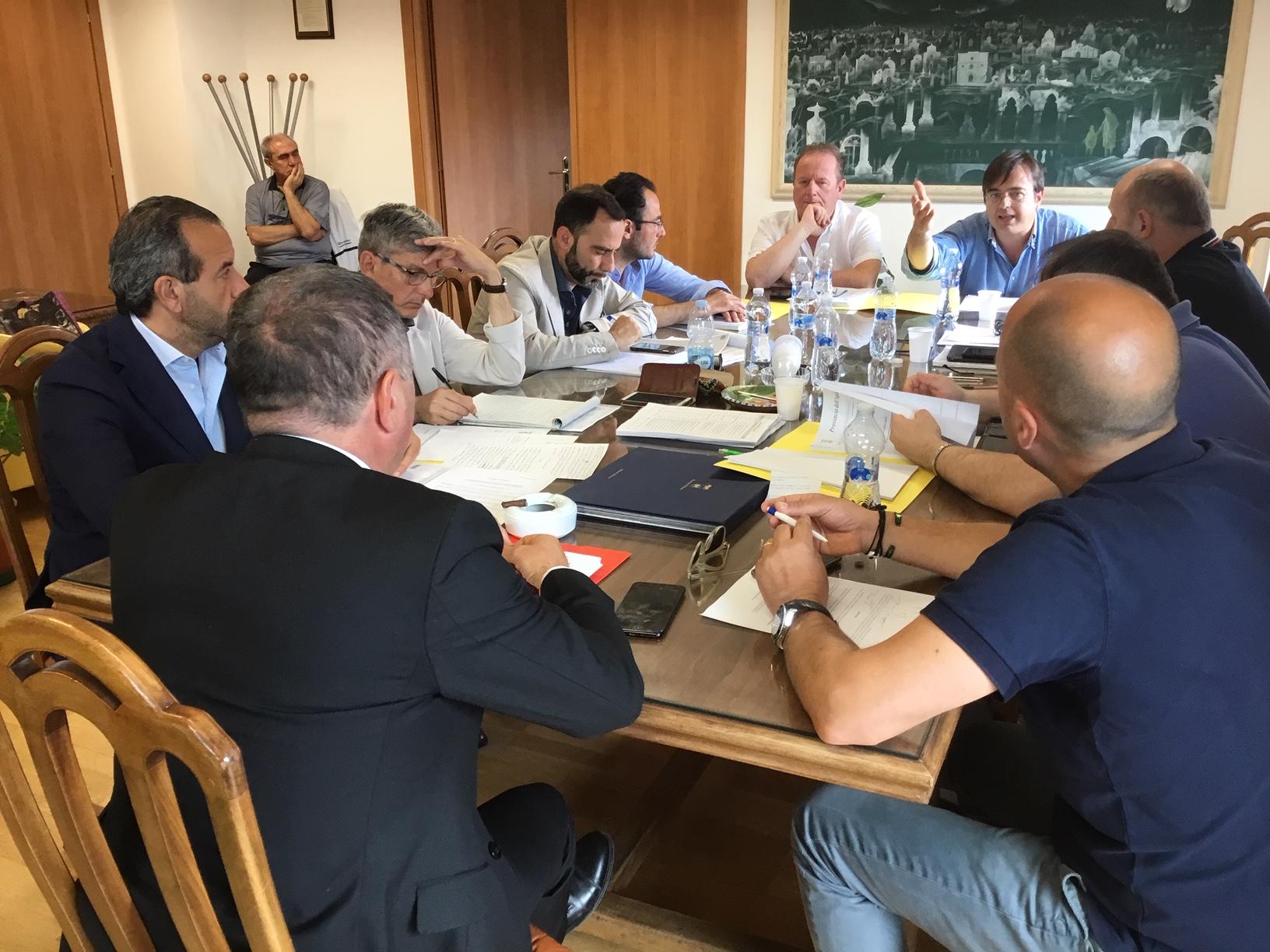 Il Consiglio Provinciale chiede i danni causati da maltempo del 10 luglio