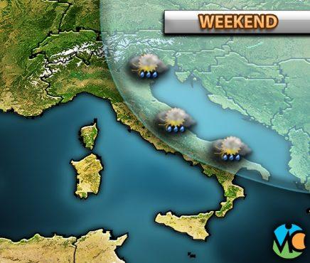 Meteo, in arrivo temporali e nubifragi nel weekend, ecco le zone più colpite