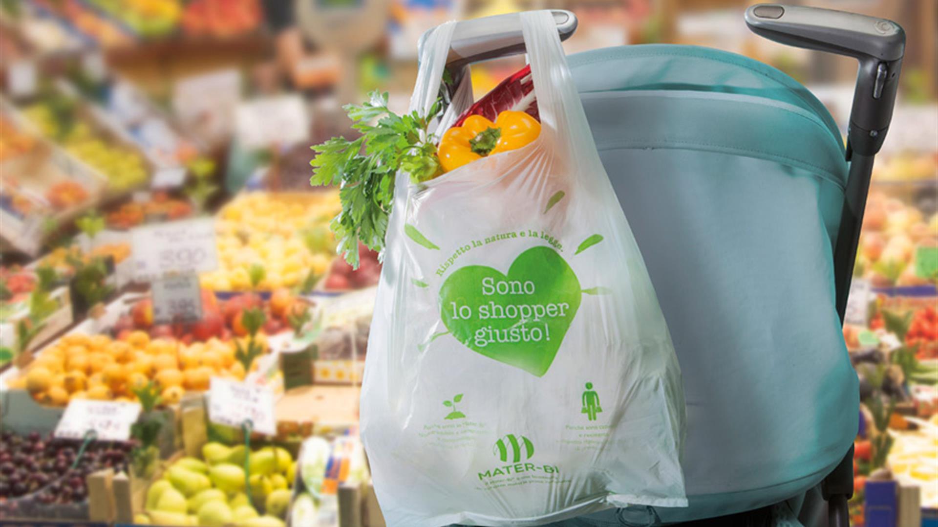 Teknekoconsegna dei sacchetti biodegradabili e compostabili agli utenti di Trasacco, Collelongo e Villavallelonga