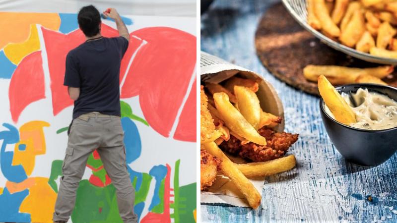 Conto alla rovescia per la Street Fest, arte, cultura e street food gourmet nell'estate luchese