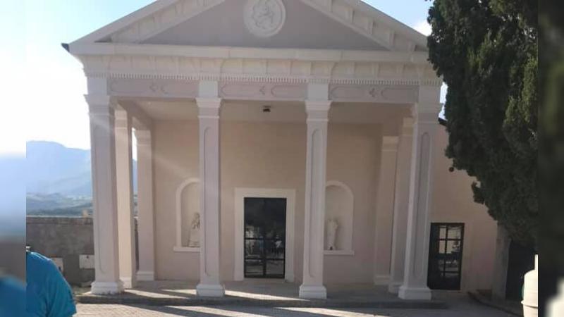 Restaurata e ora riaperta al pubblico la chiesa cimiteriale di Collarmele