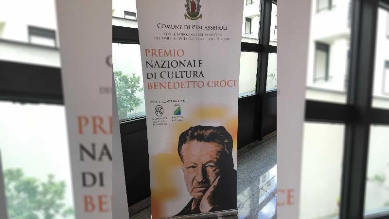 Premio nazionale di cultura Benedetto Croce, i vincitori della XIV edizione